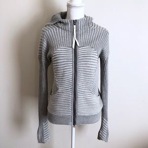 Lululemon Embrace Knit Jacket